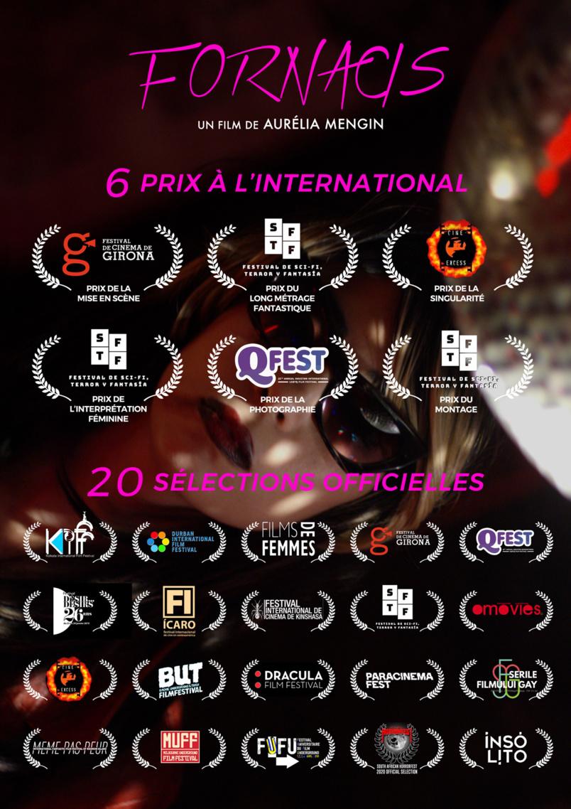 Cinéma: Festival MEME PAS PEUR 2021 à Saint-Philippe du 17 au 20 février