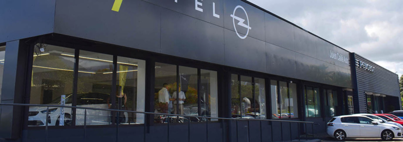 Automobile: le Groupe Caillé a racheté la marque Opel à la Sogecore