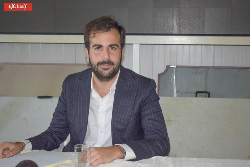 Maître Robin Binsard, avocat de Joé Bédier