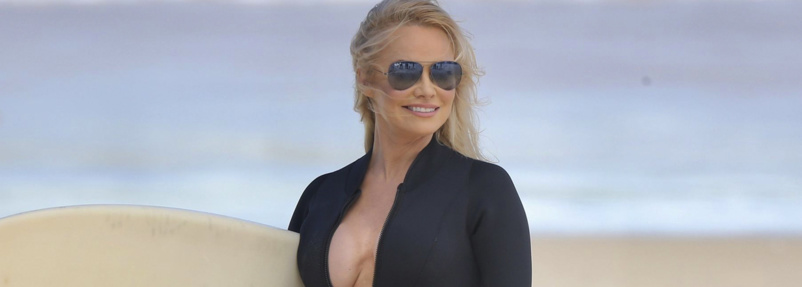 Pamela Anderson a épousé son garde du corps Dan Hayhurst