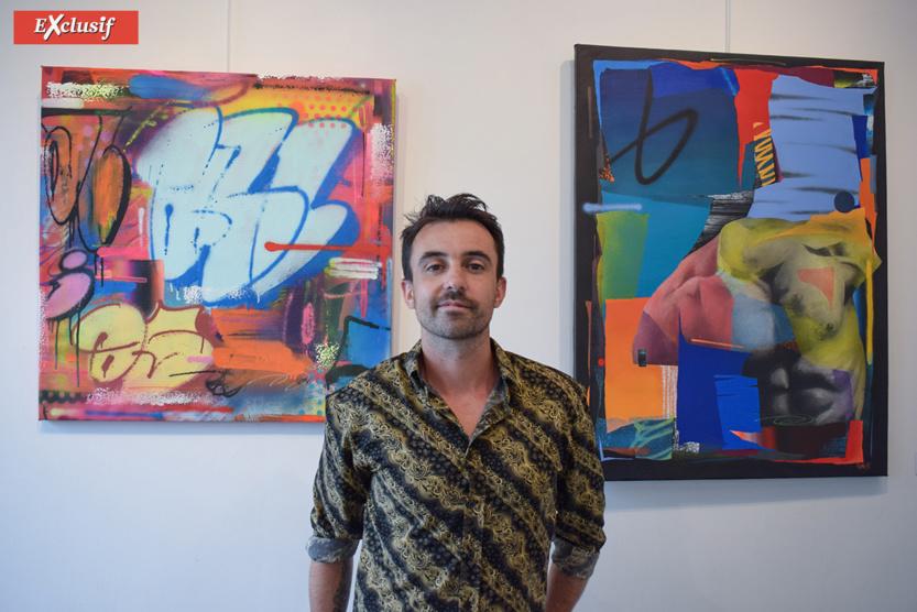 Allias, devant ses oeuvres, il reste dans l'île jusqu'au 23 février