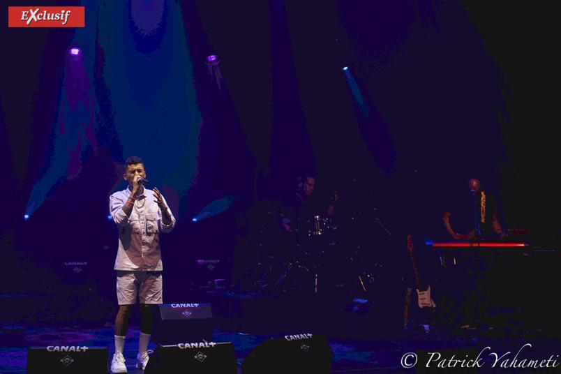 Concert exceptionnel de Mickaël Pouvin à la Cité des Arts: photos