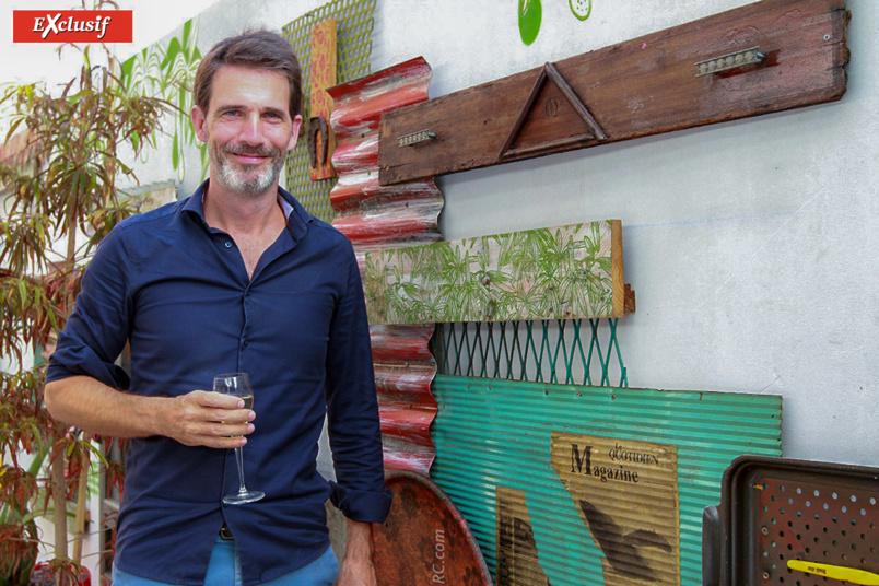 Nicolas Préaux, directeur marketing du groupe Exsel