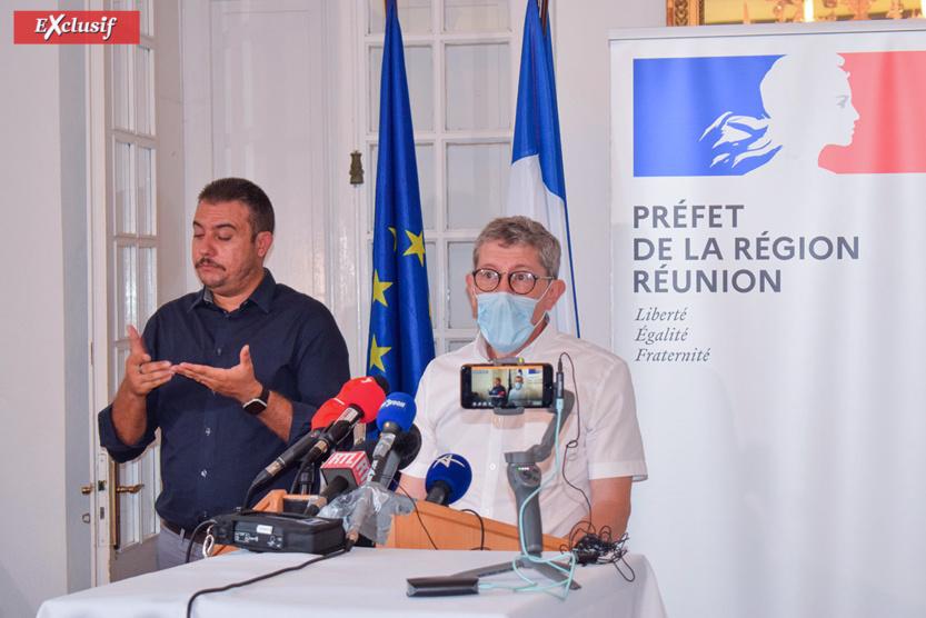 Professeur Xavier Deparis, directeur de la Veille et de la Sécurité Sanitaires à l'Agence Régionale de Santé