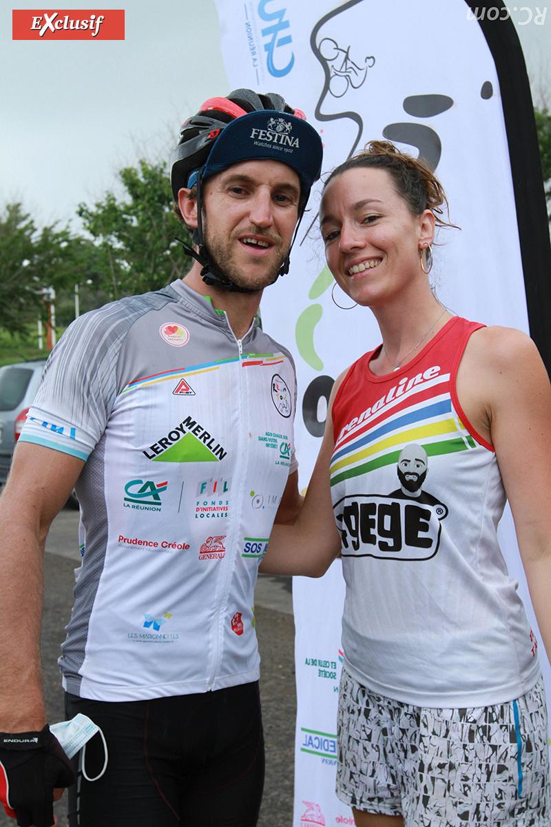 Mathieu et Noémie du côté de Trou d'Eau