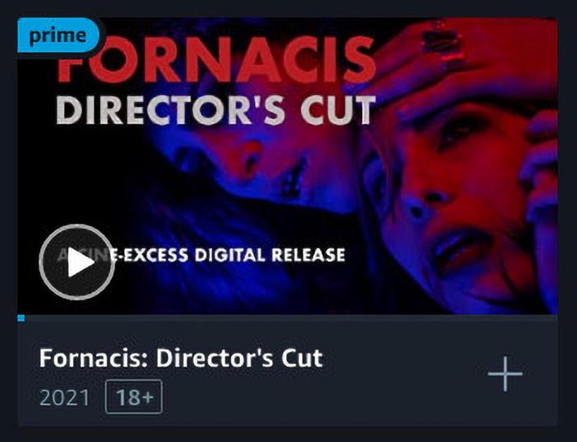 Disponible sur Amazon Prime Vidéo Angleterre