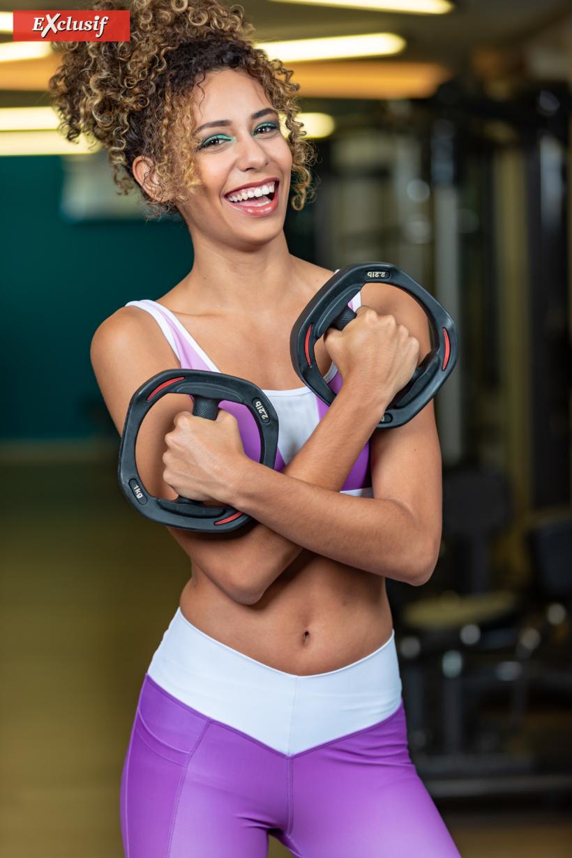 Exercices pour les bras... avec le sourire svp!