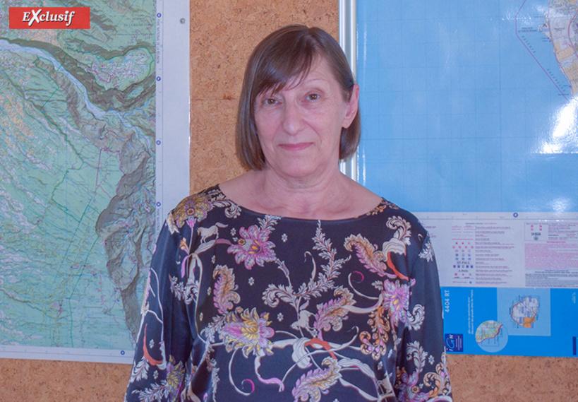Une carrière riche et variée pour Sylvie Cendre