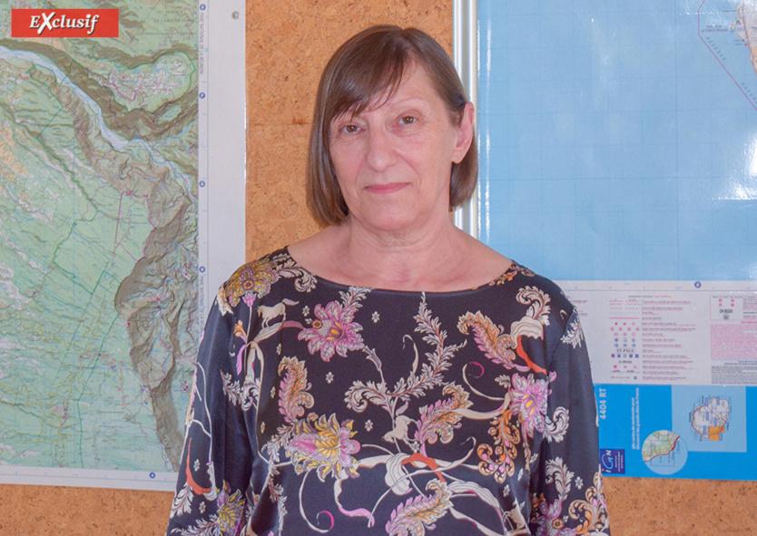 Sylvie Cendre, nouvelle sous-préfète de Saint-Paul