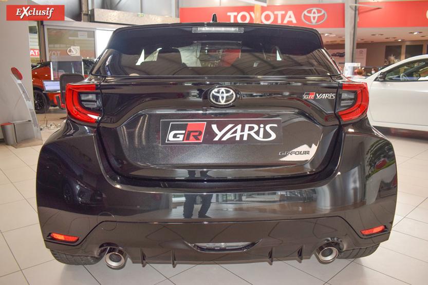 "Toyota Yaris GR: une ""petite"" bombe de 261 chevaux !"