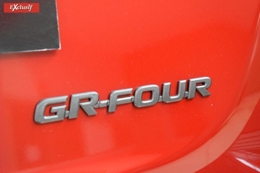 Four pour 4 roues motrices