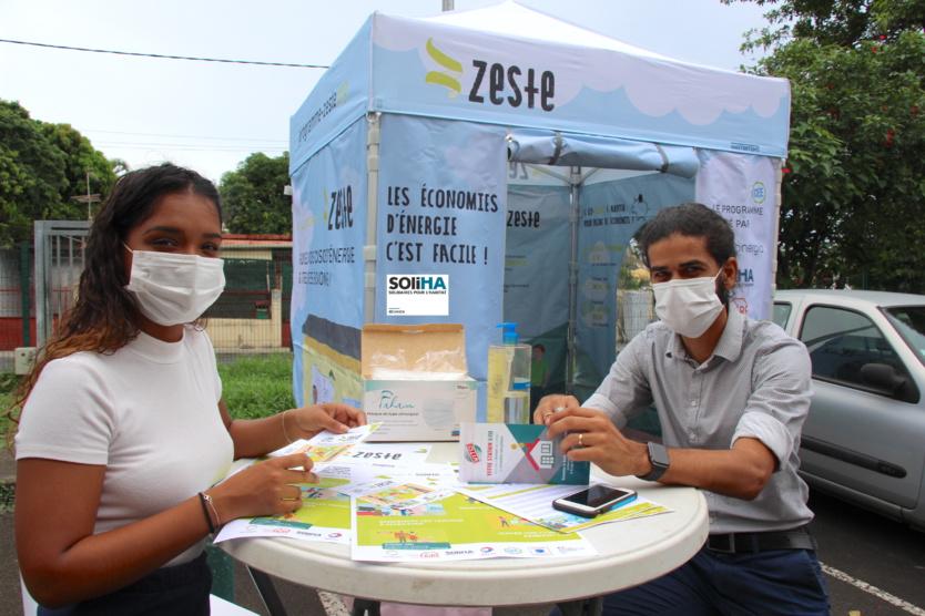 Les jeunes ambassadeurs de Soliha mobilisés dans la bataille du pouvoir d'achat et de la défense du climat