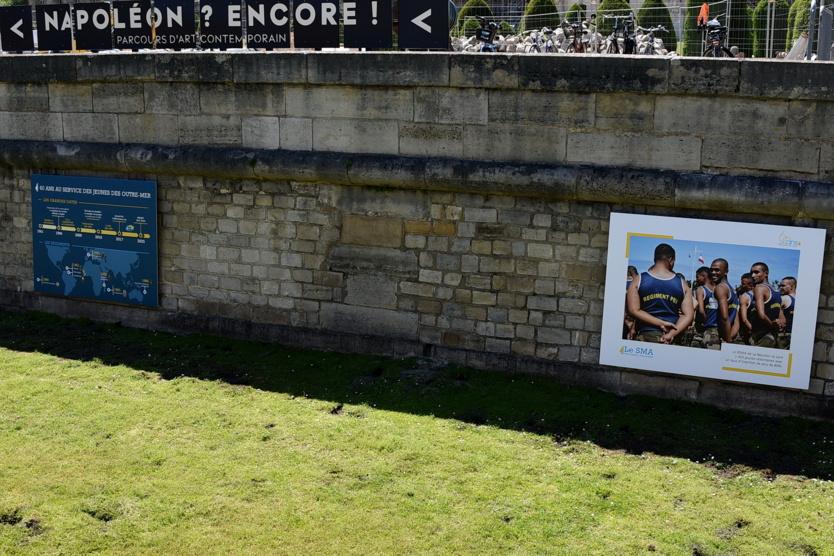 Exposition de photos des 60 ans du SMA aux Invalides (Paris): on y était