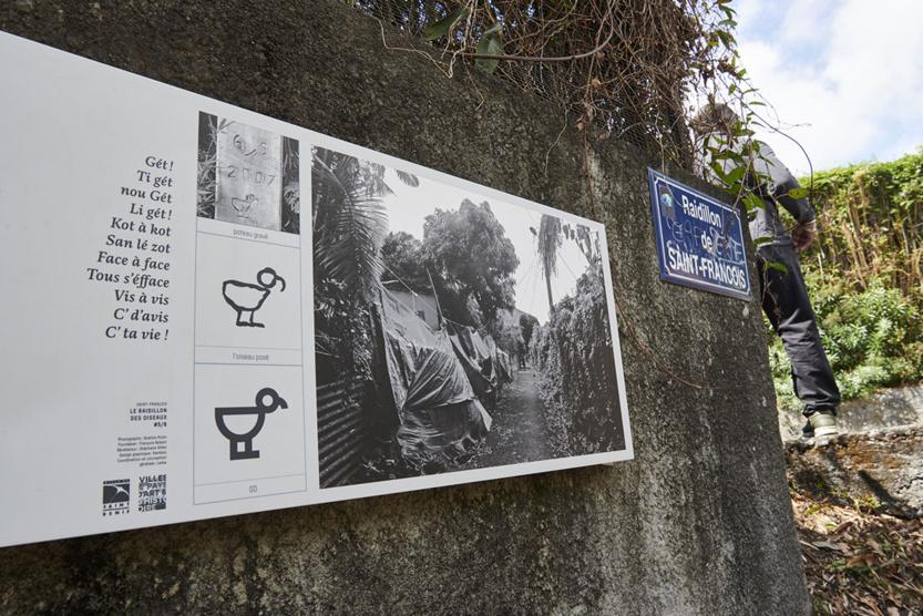 Art Trail: les rues de Saint-Denis se transforment en galeries!