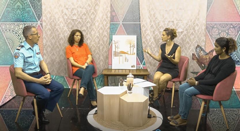 Self Made Woman: une émission télé pour évoquer les violences faites aux femmes