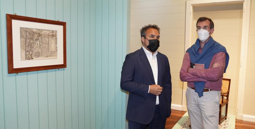 Didier Robert et Xavier Salmon