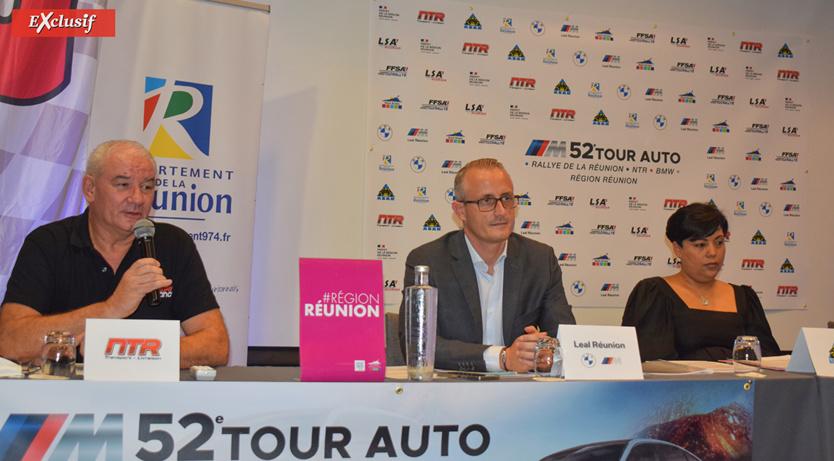 Philippe Lherminez, Philippe-Alexandre Rebboah et Muriel Rajoel