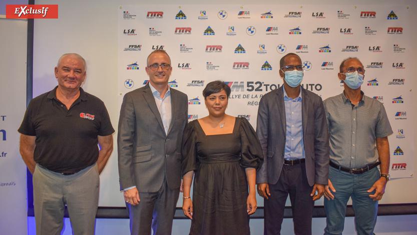 52ème Tour Auto en juillet: 3 pilotes de métropole invités