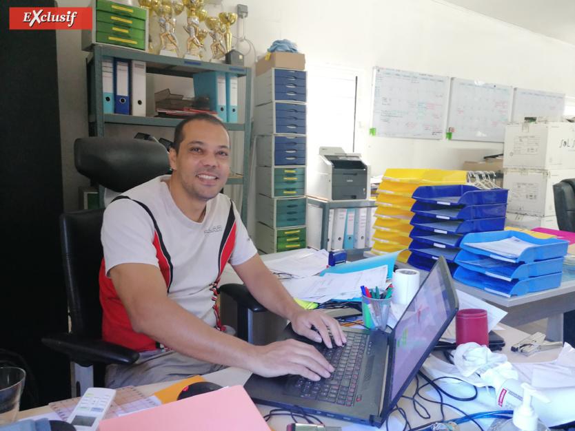 Philippe Hastourny de Sportpro assiste à une montée en puissance au niveau des inscriptions pour le Trail du Sud Sauvage