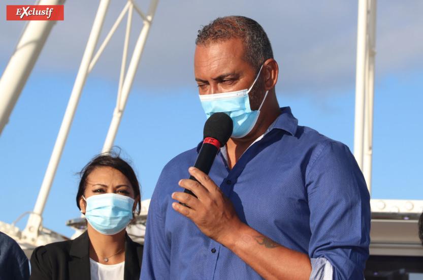 Jérôme Abélard, gérant de Réunion Attractions