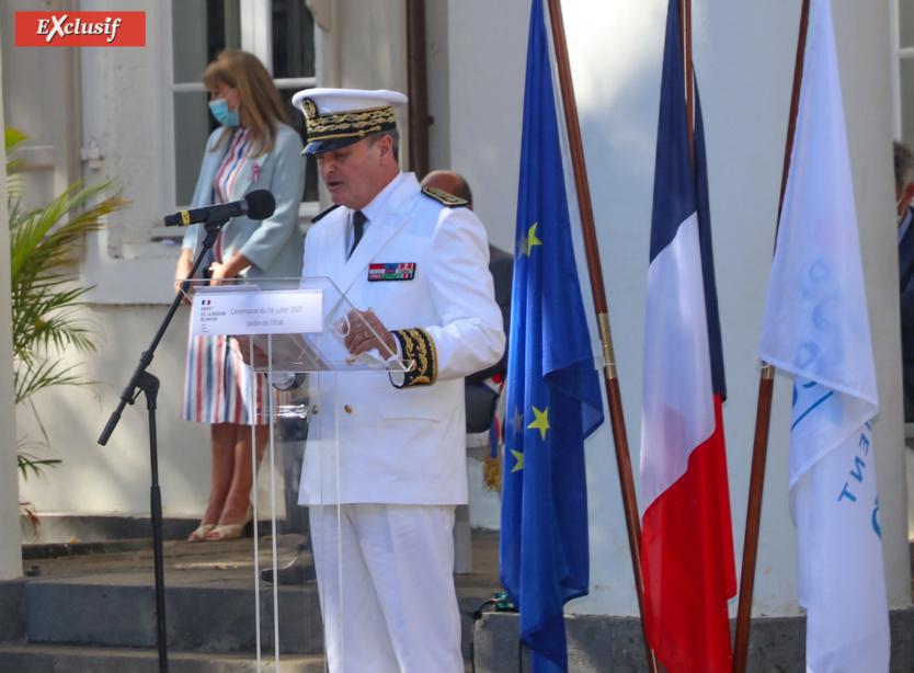 Le Préfet Jacques Billant a délivré sa traditionnelle allocution du 14 juillet