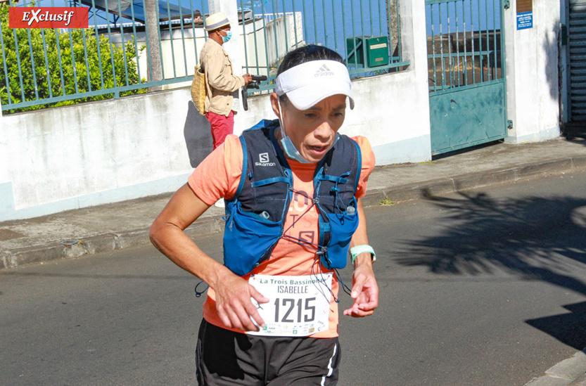 Isabelle Lamy médaillée d'argent sur les 25 km