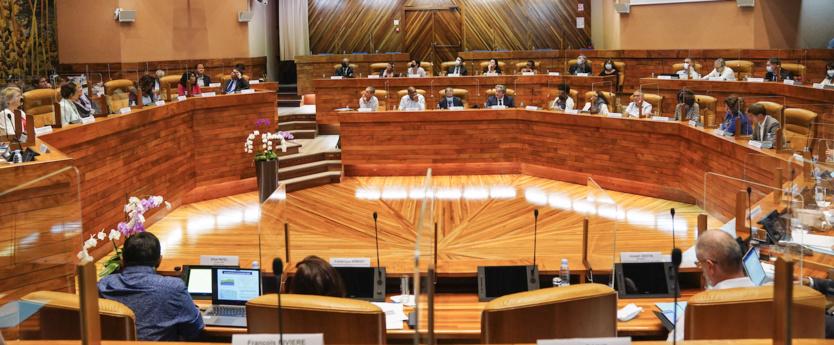 Les proviseurs ont été reçus dans l'hémicycle de la Région