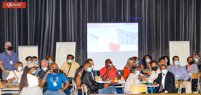 Conférence régionale sur l'Europe: Clément Beaune a donné le coup d'envoi