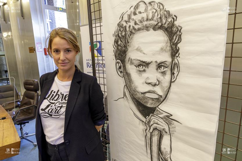 Clotilde Girard alias Kitsoune, dessinatrice