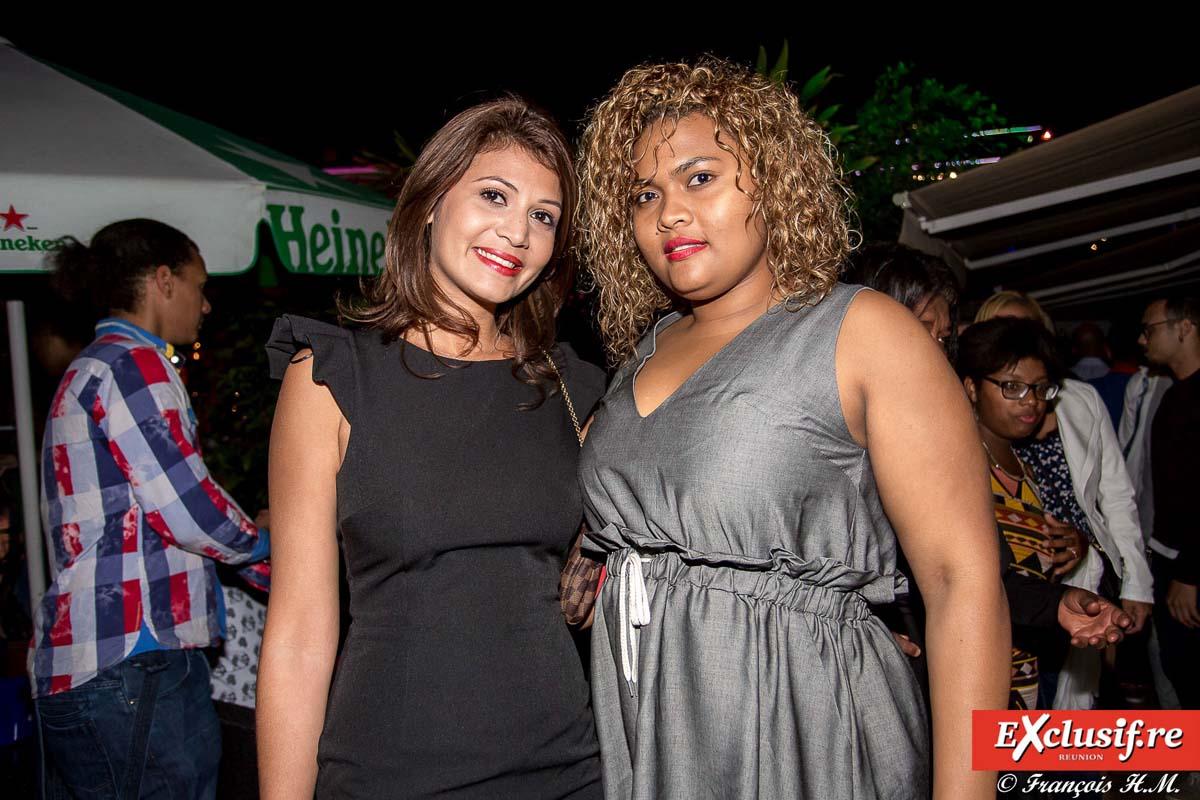 Aisha Valy et sa copine