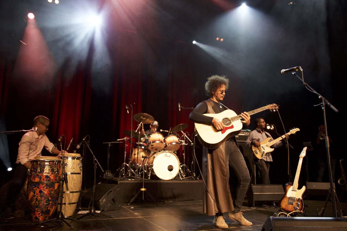 Baster et Pix'l en concert au Palaxa: les photos