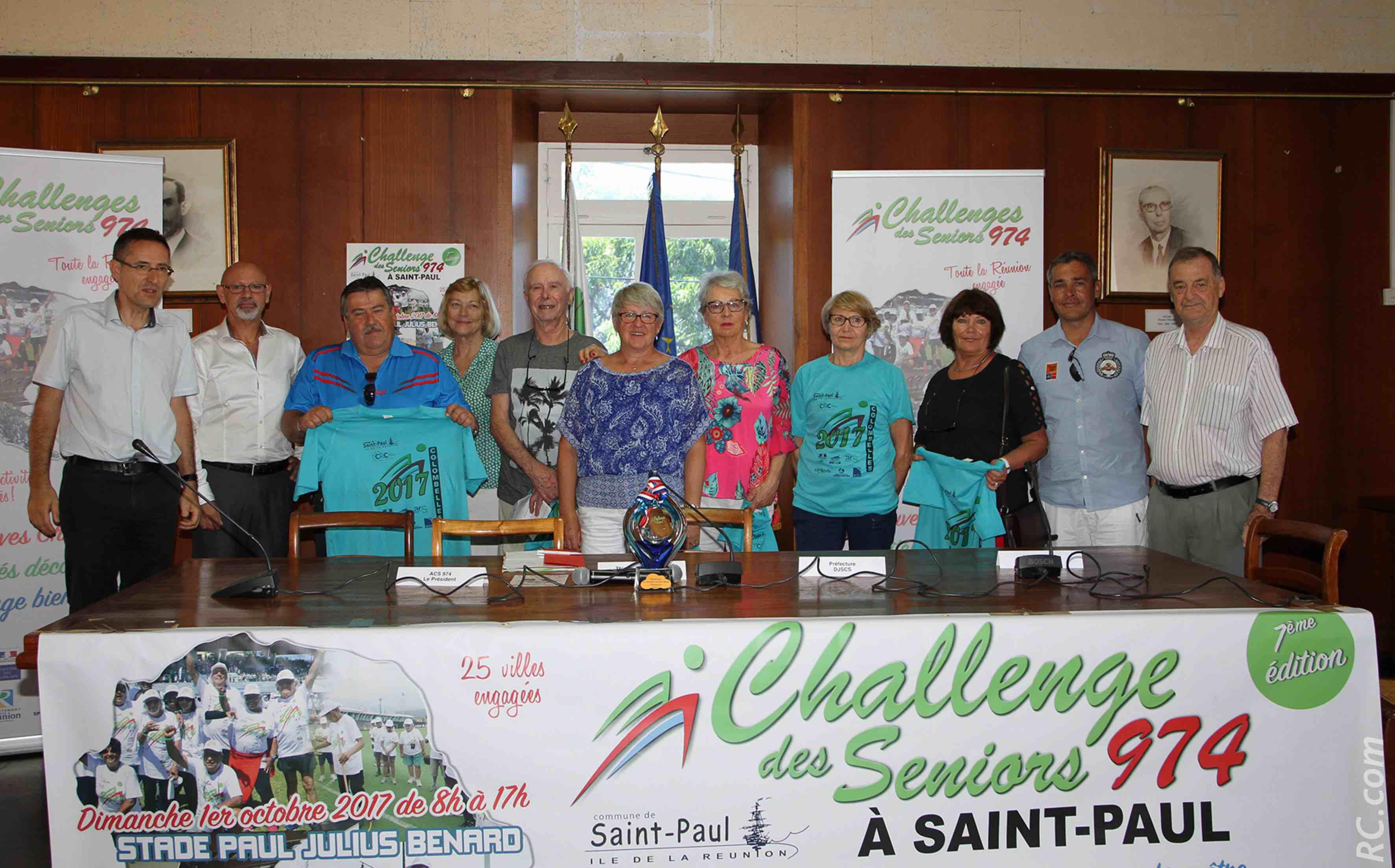 L'équipe de Collombel ( Normandie) sera complétée par des participants de Sainte-Suzanne