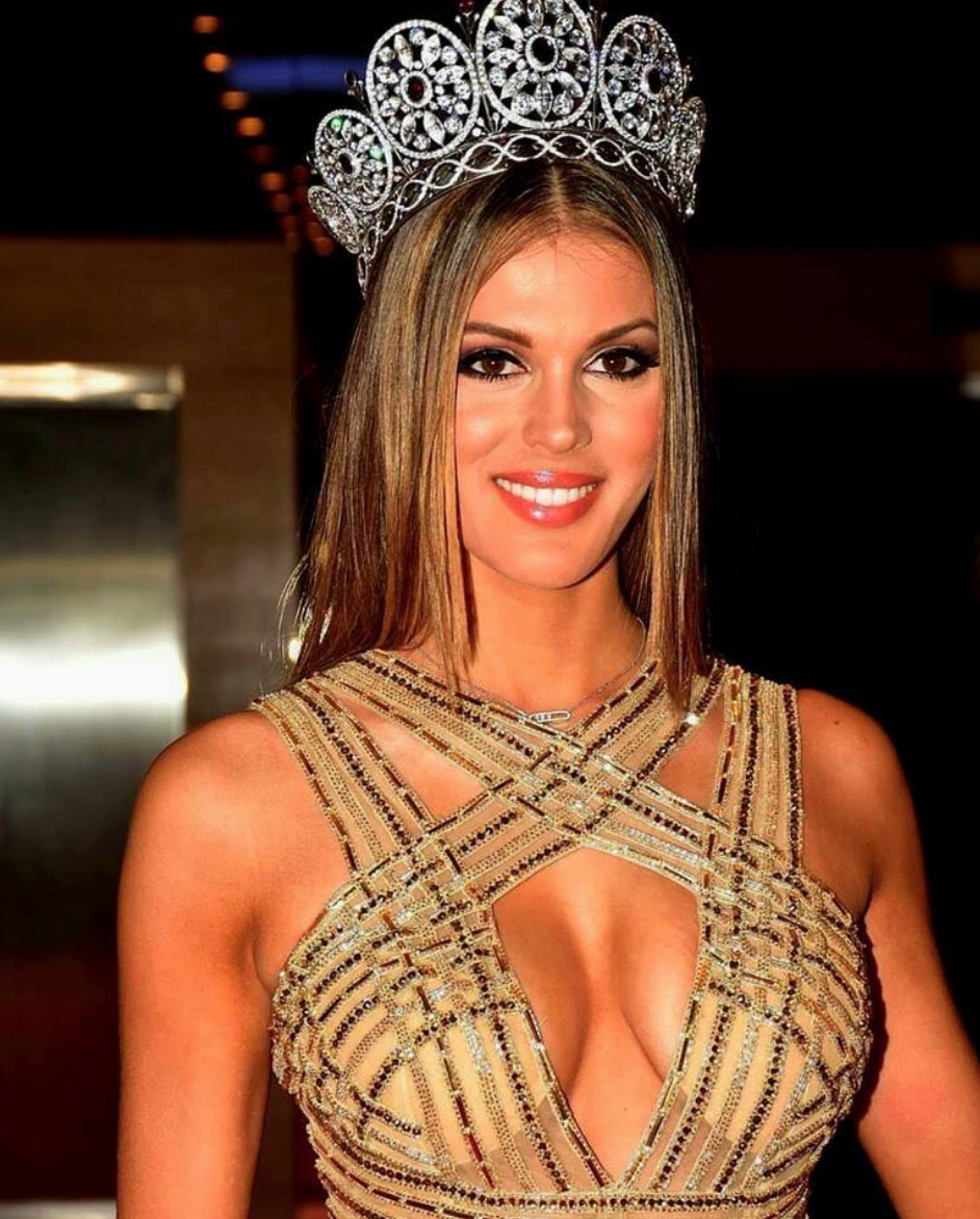 Trop belle cette Miss Univers!