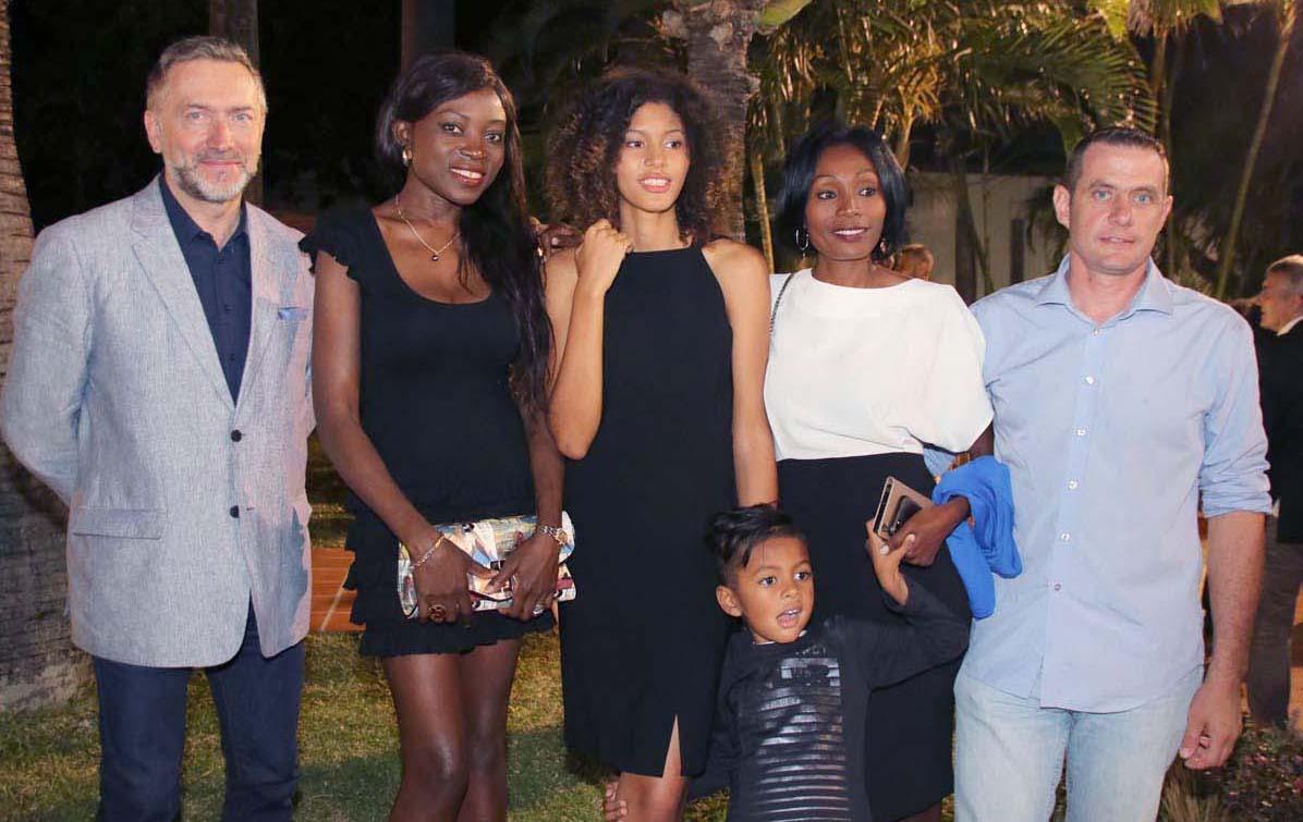 Rufine et sa famille