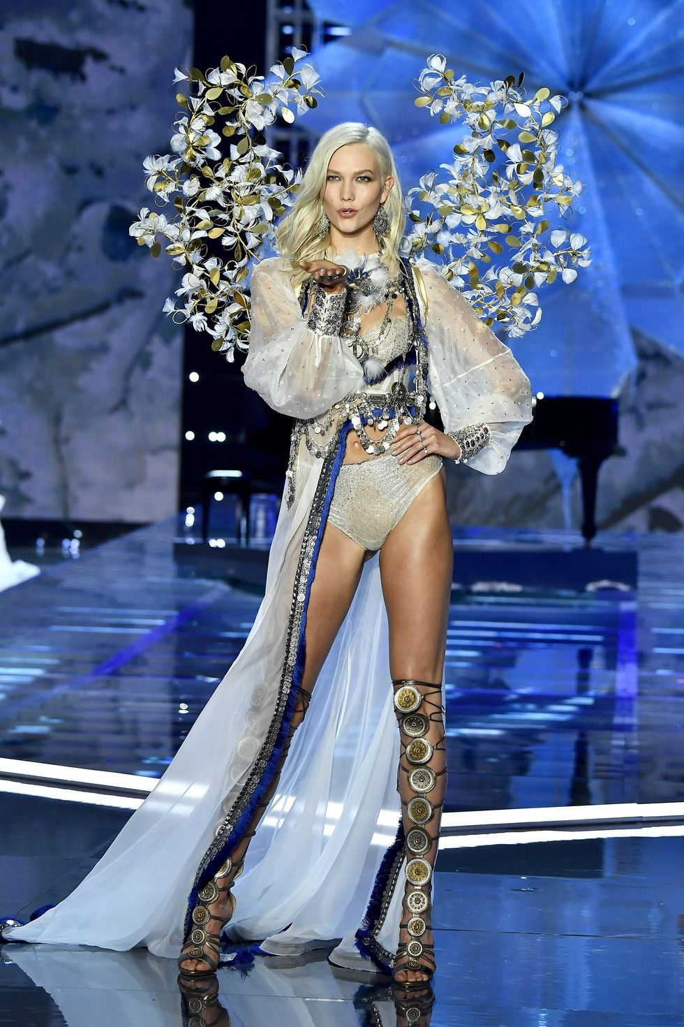 Défilé de lingerie Victoria's Secret 2017 en Chine: toutes les photos
