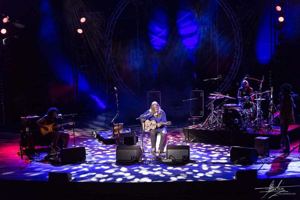 Ziskakan en concert: les photos