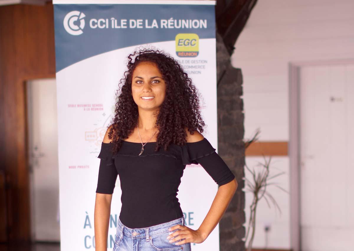 N°6 : Anaïs Bardinier, 18 ans, DUT Génie Civil - Construction Durable