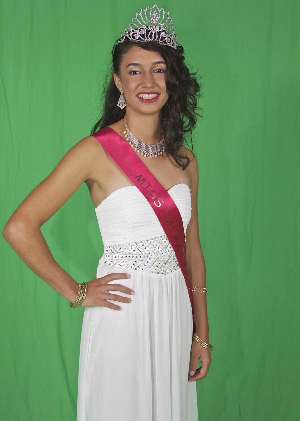 Rachel Nourry, Miss Salazie 2018