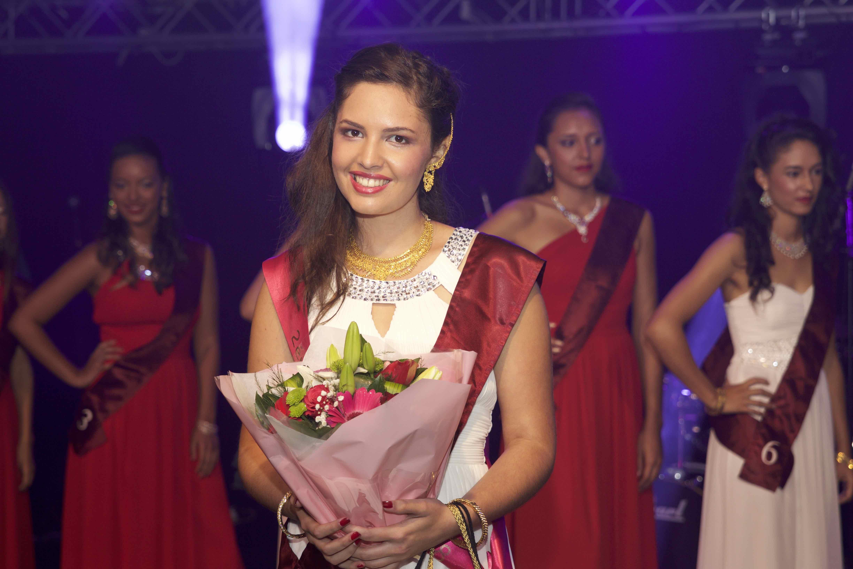 Lisa Payet, 2ème dauphine Miss Salazie 2018