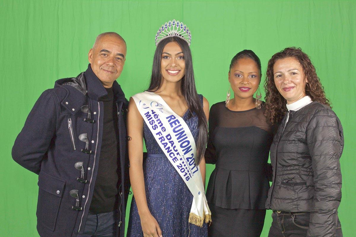 Miss Salazie 2018: Rachel Nourry couronnée!