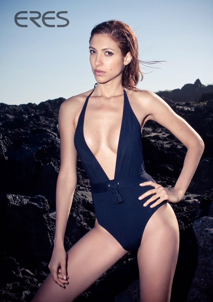 Claudia Carpentier, mannequin international