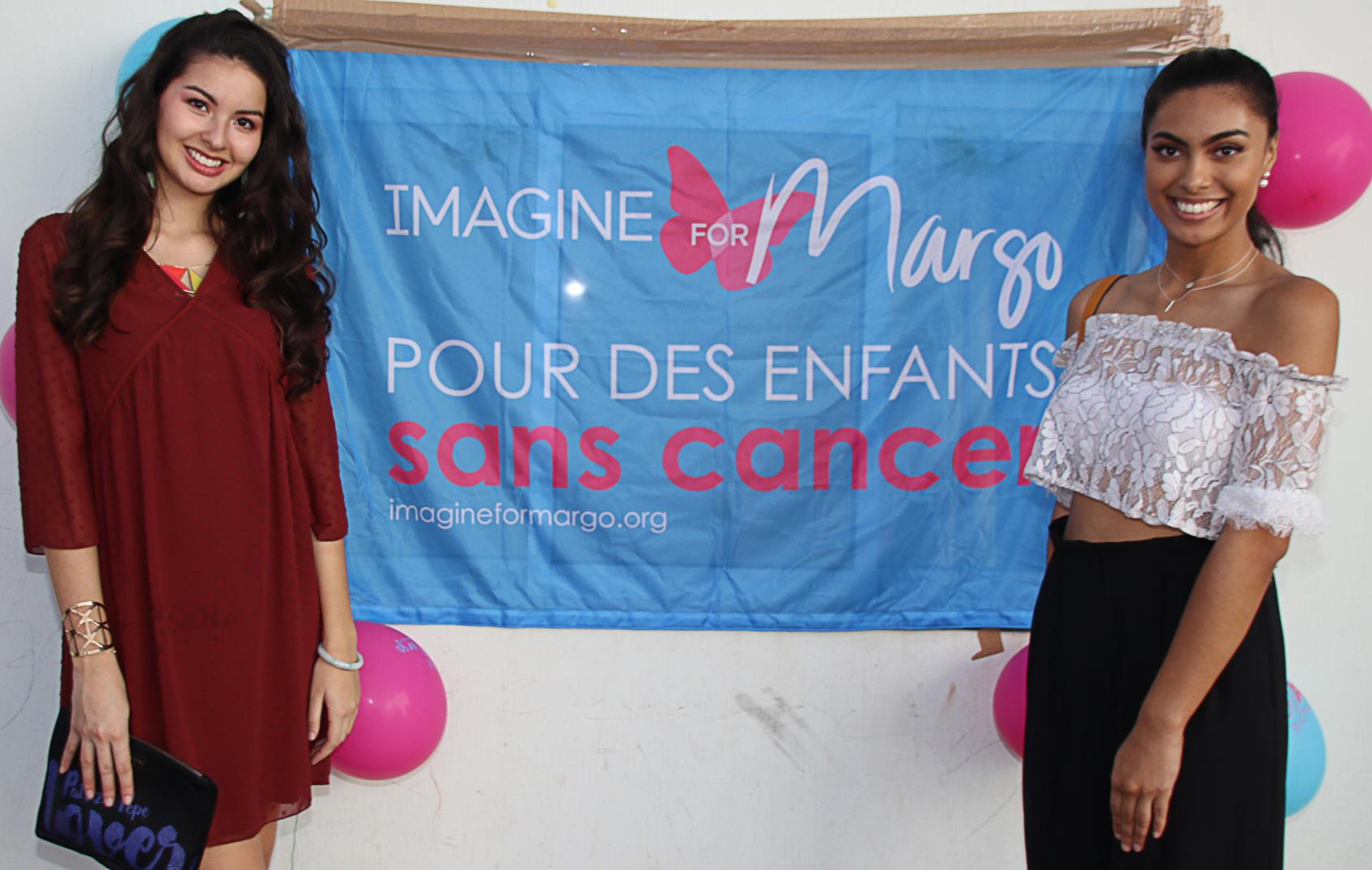 Deux Miss Réunion engagées