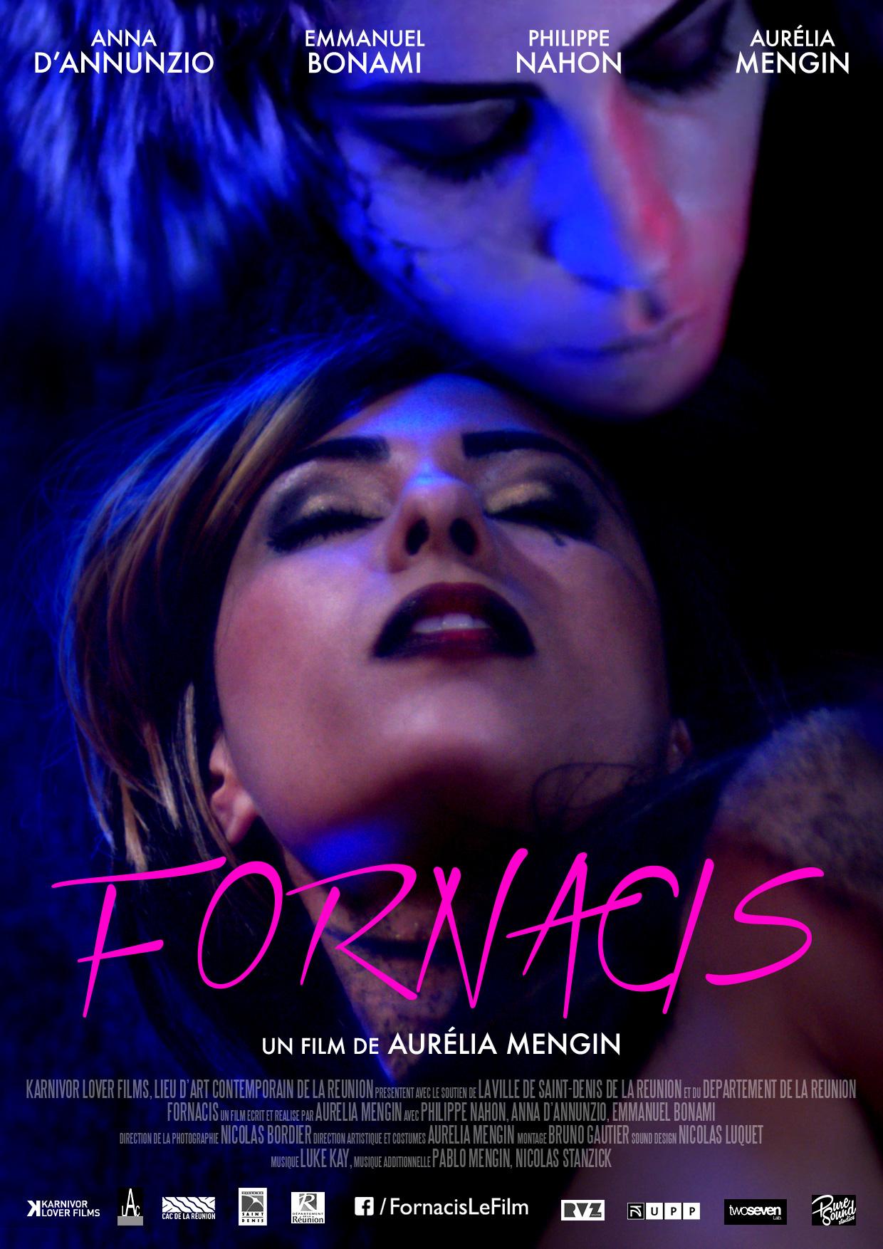 """L'affiche de """"Fornacis"""", un film qui va faire le tour du monde"""