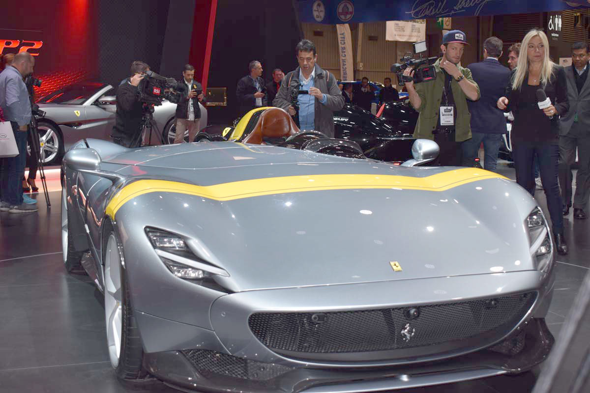 Mondial de l'Auto 2018 à Paris: les photos