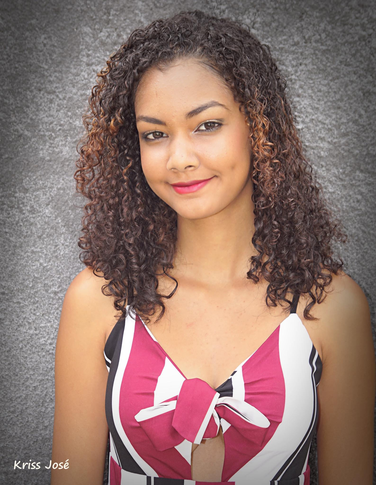 N°4. Myriam Imare - 16 ans – 1m67