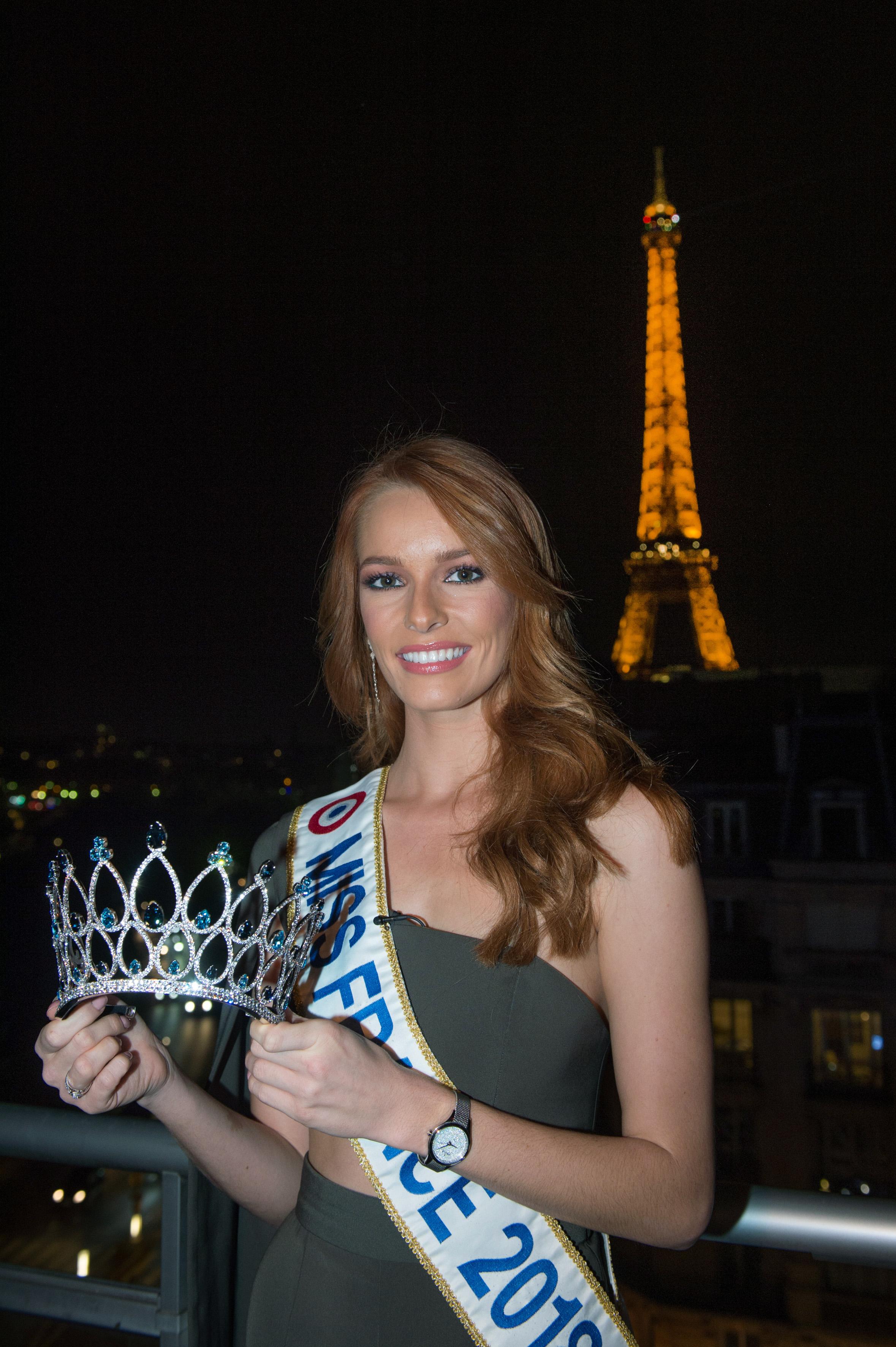 La couronne Miss France 2019 dévoilée!