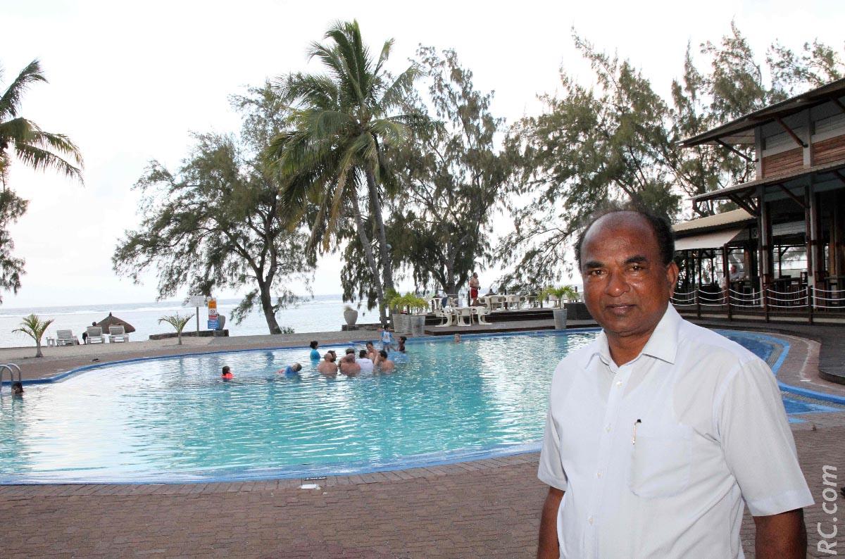 Ashok Mooroteea apprécie son retour au Cotton Bay et se donne pour mission de relancer une dynamique au sein de l'équipe de l'hôtel