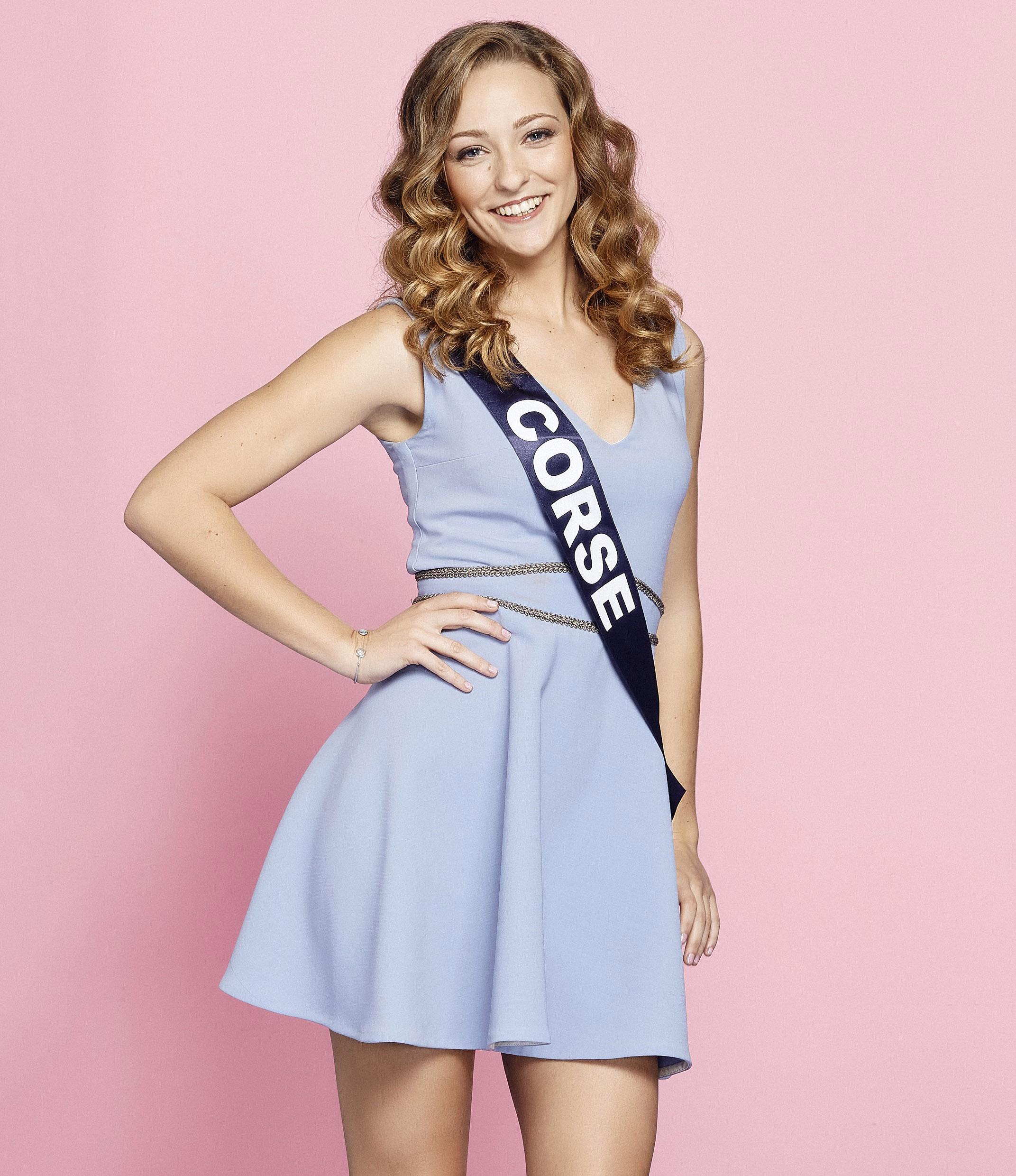 Miss Corse - Manon Jean-Mistral