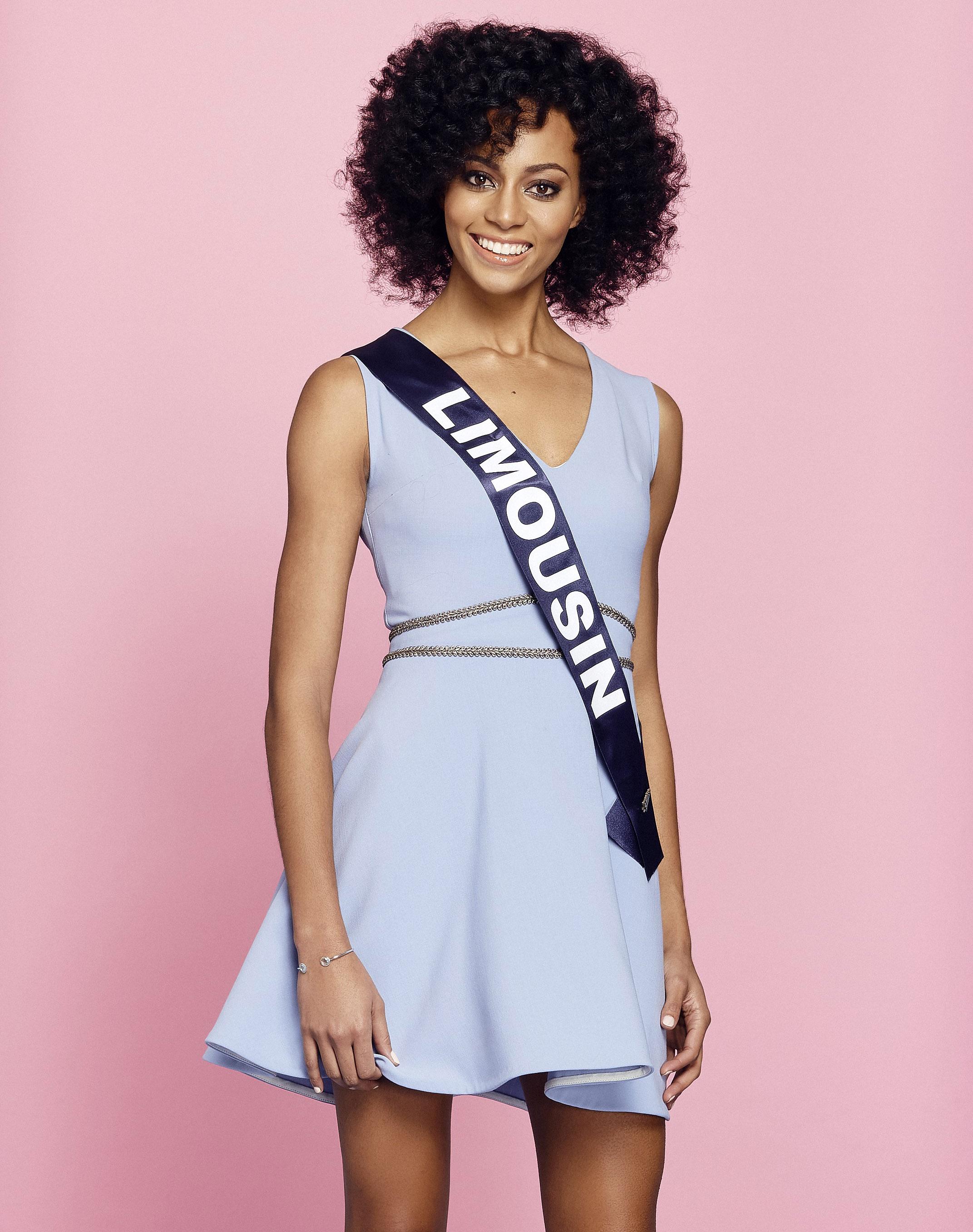 Miss Limousin - Aude Destour