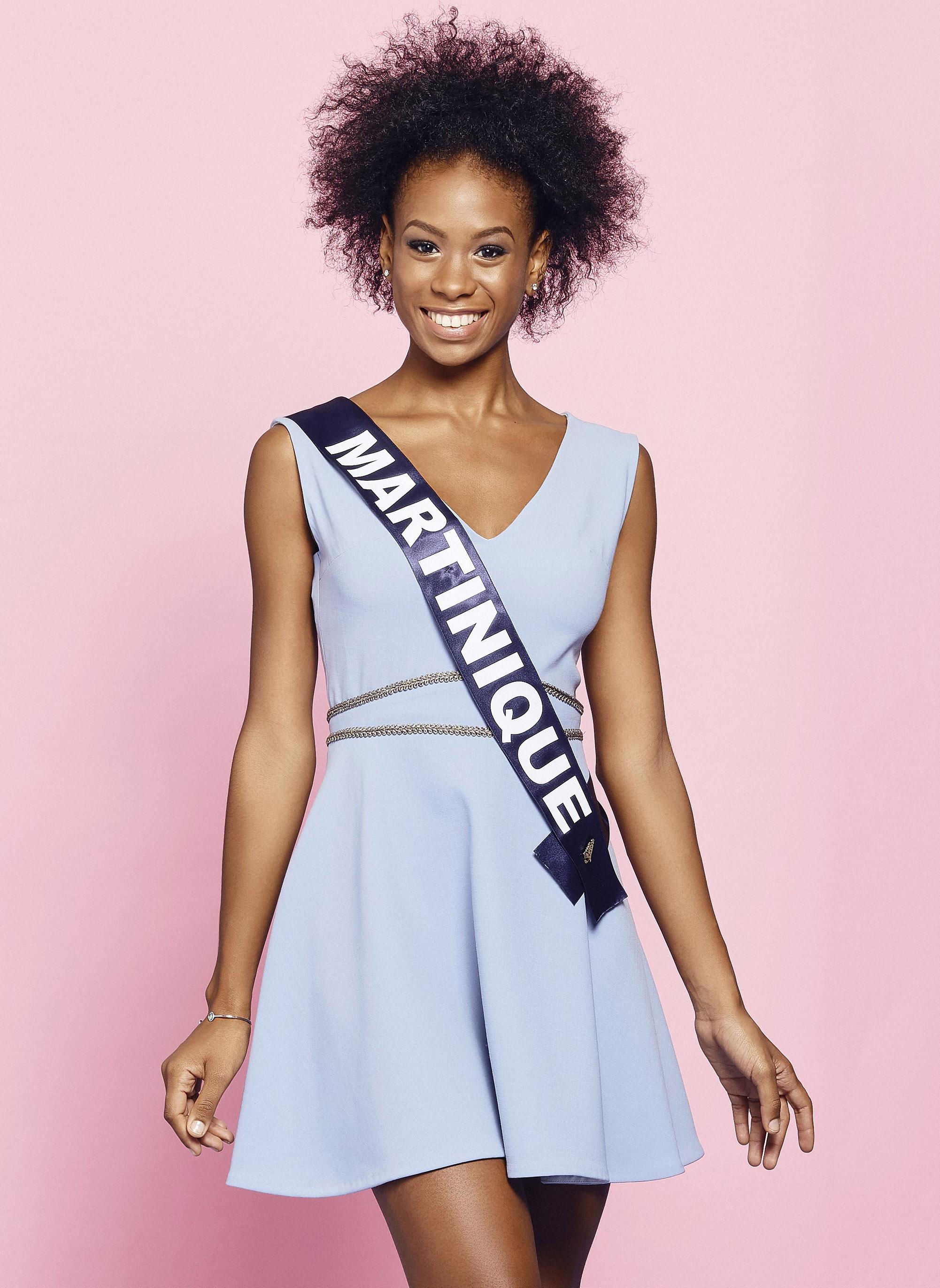 Miss Martinique - Olivia Luscap